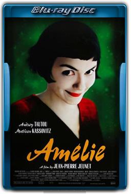 O Fabuloso Destino de Amélie Poulain Torrent Dual Audio