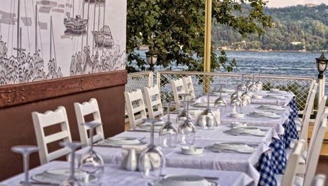 Ortaköy Bodrum Restoran / İftar