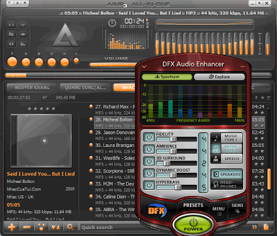 DFX Audio Enhancer 11 Full Version with Serial