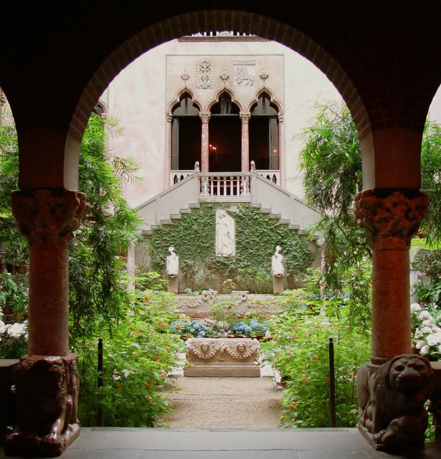 Bensozia The Isabella Stewart Gardner Museum
