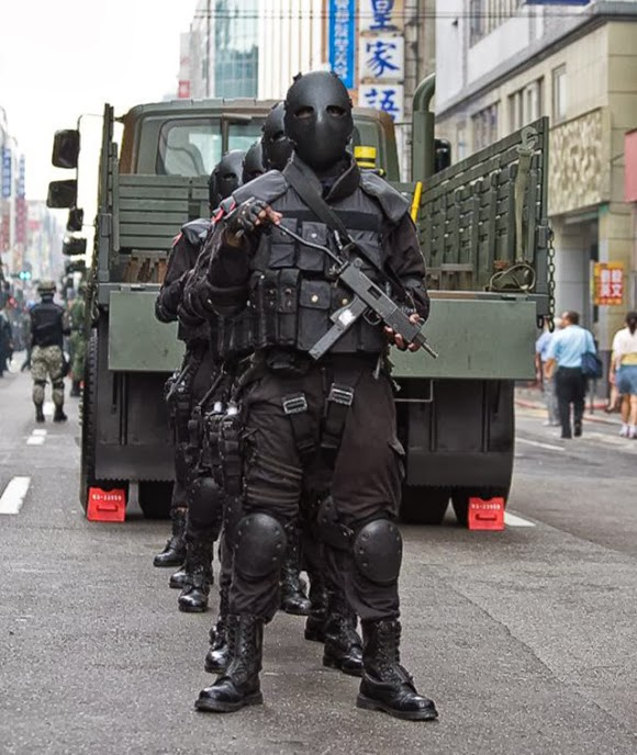 Taiwanese Government Introduces Terrifying Special Forces Clone Army