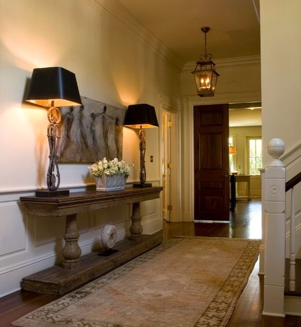 Squeeze Some Style Into That Narrow Or Wide Hallway With A Few Of These  Decorating Tips: