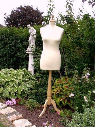 buste mannequin couture femme enfant homme buste mannequin couture femme taille 38 40 housse. Black Bedroom Furniture Sets. Home Design Ideas