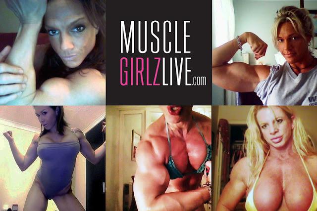 MuscleGirlzLive