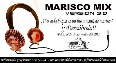 Marisco MIX - Venta del Soton
