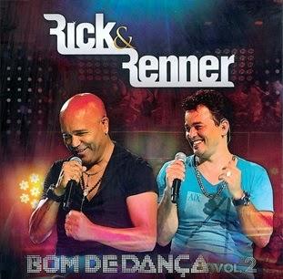 rick Rick e Renner   Bom de Dançar 2