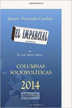 Columnas sociopolíticas del 2014 en El Imparcial de D. Luis María Anson