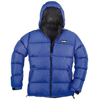 TAIGA Tantalus 700 - Men European Goose Down Jacket Navy Blue