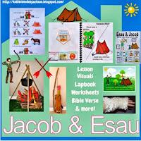 http://www.biblefunforkids.com/2013/07/genesis-jacob-esau.html