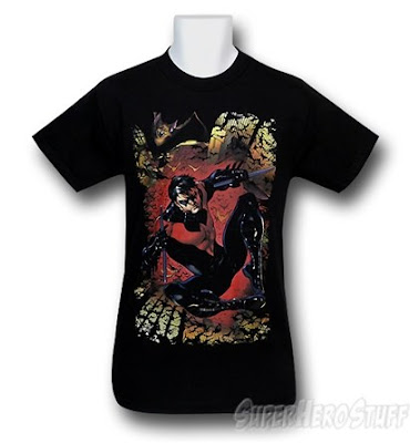Click here to buy this Nightwing New 52 t-shirt at SuperHeroStuff!