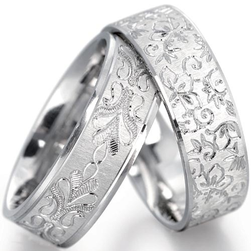 White Gold Wedding Rings For Men New Design Pictures 2013