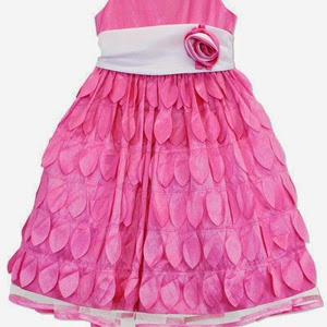 Jayne Copeland Petal Dress