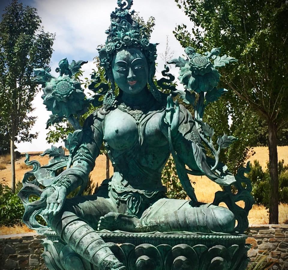 Ubicación Centro Budista O Sel Ling