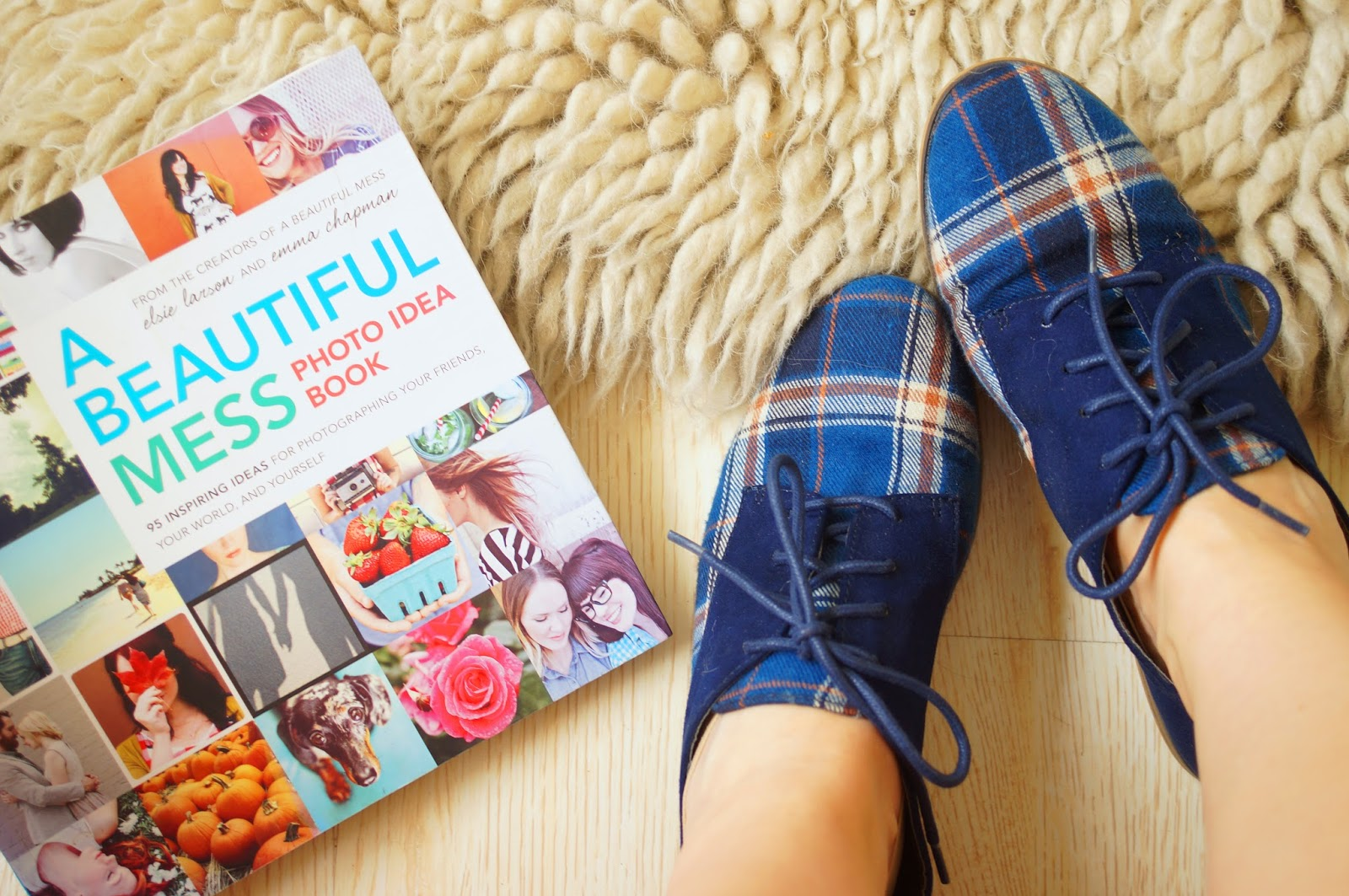 a beautiful mess photo idea book - The Joy of Fashion Read A Beautiful Mess Idea Book