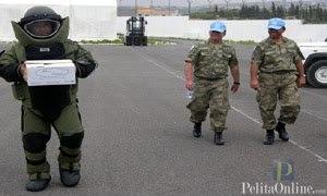 Dua Bom Meledak di Kantor Pertamina Makassar