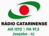 ouvir a Rádio Catarinense FM 97,3 Joaçaba SC