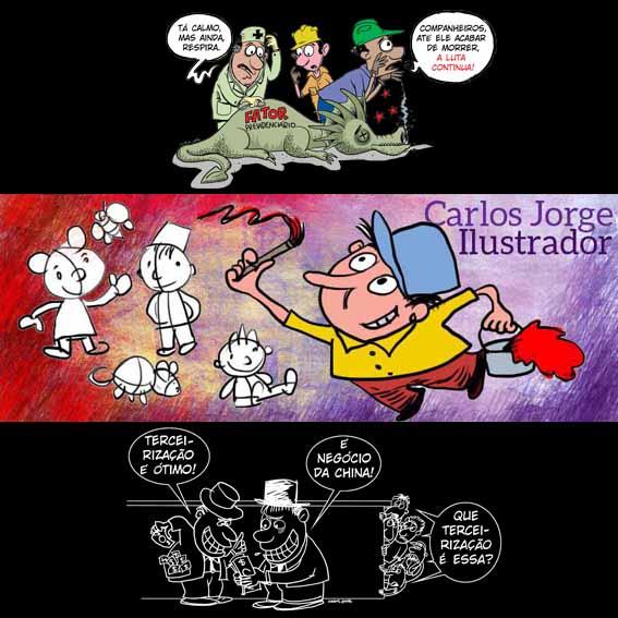 Carlos Jorge ilustrador