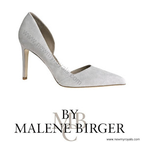 Crown Princess Victoria Style BY MALENE BIRGER Pumps
