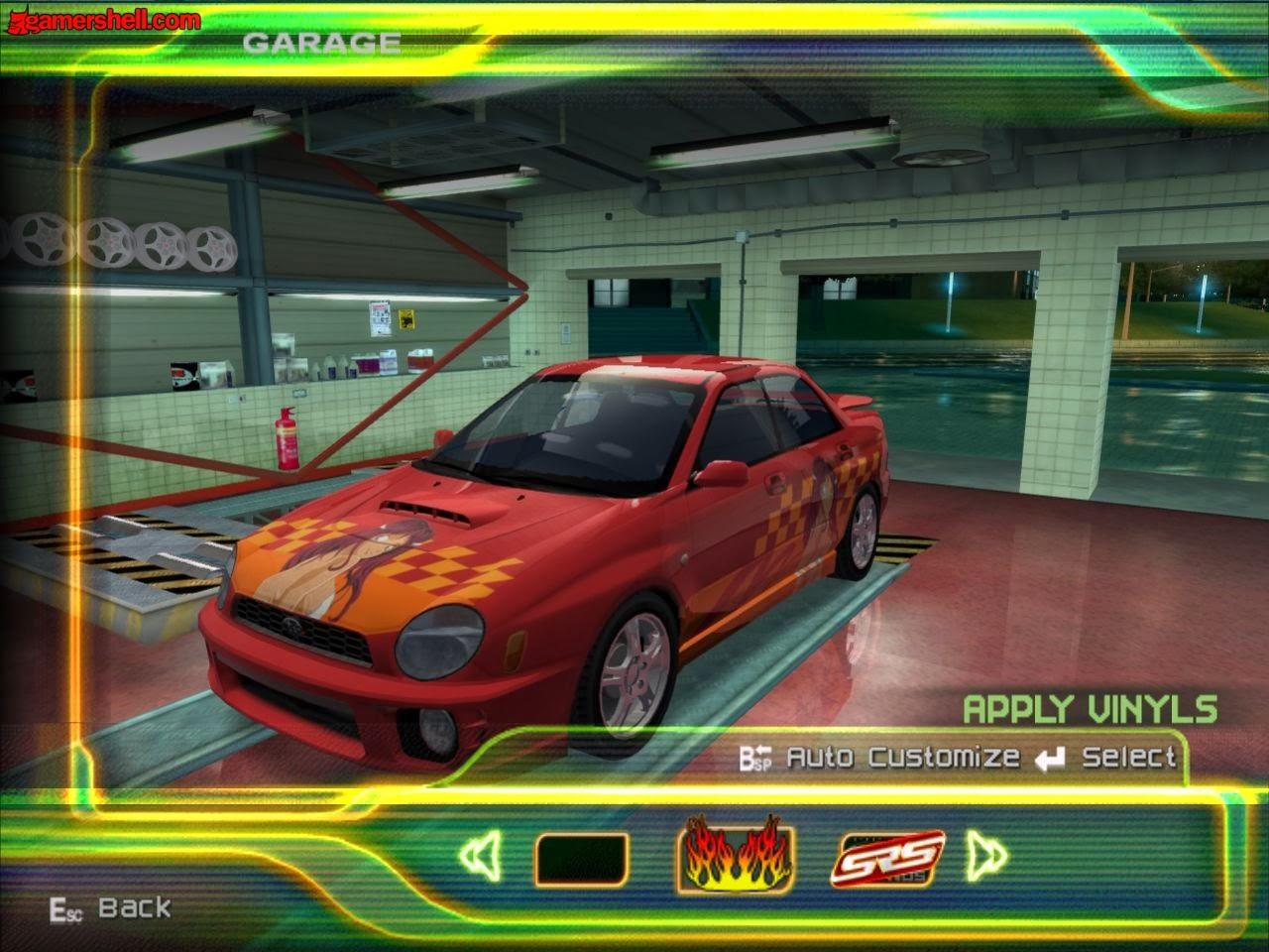 Free Download PC Games SRS: Street - 198.1KB