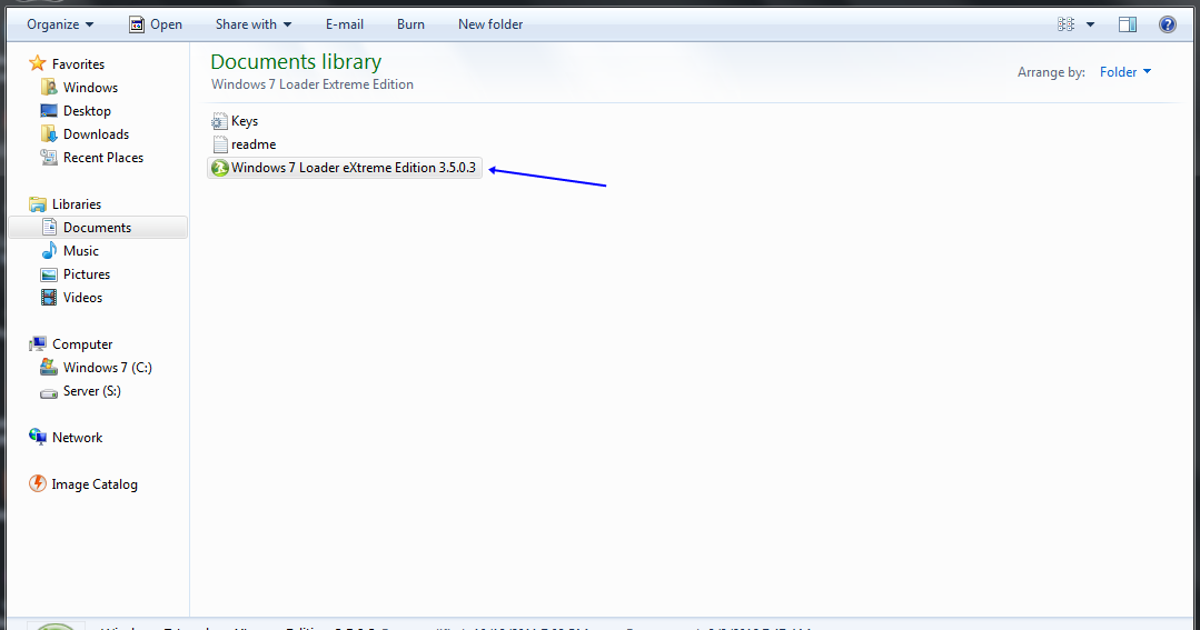 windows 7 loader extreme edition product key