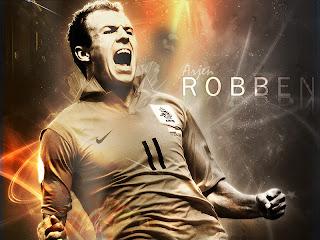 Arjen Robben Bayern Munich Wallpaper 2011 3