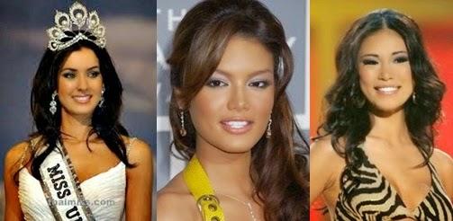 Misses Universo 05 - 06 - 07