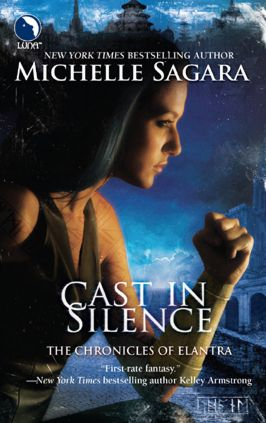 Michelle Sagara Cast in Silence