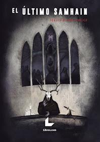 """Presentación del libro de Sergio Blanco """"El último Samhain"""""""