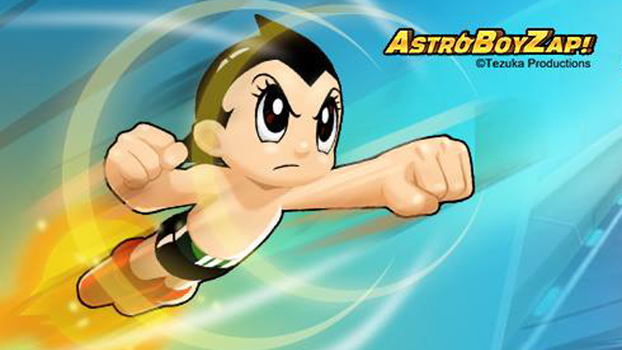 Astro Boy Zap! Gameplay IOS / Android