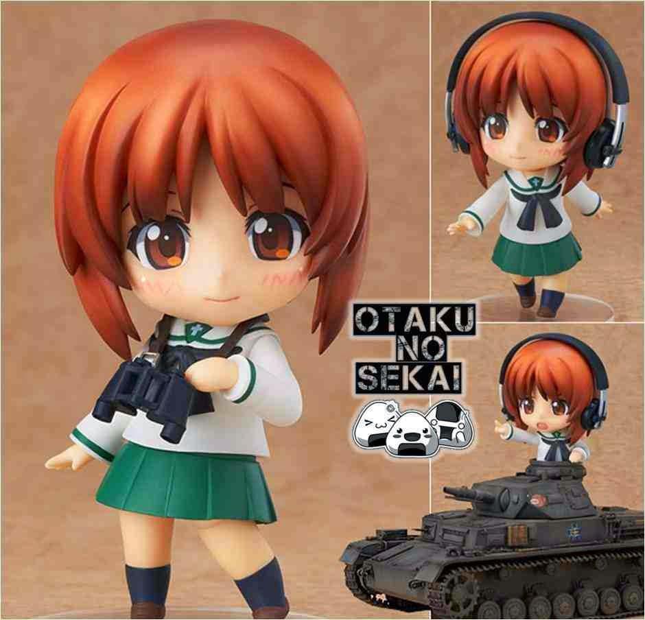 Nendoroid Girls und Panzer Miho Nishizumi