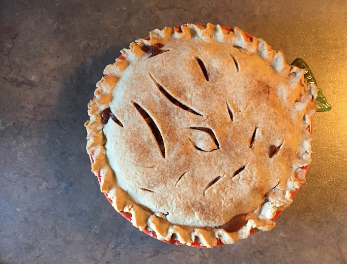 The best apple pie you'll ever make.