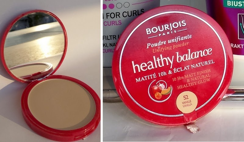 Bourjois Bourjois Natural Healthy Glow Matte 10H Fruit Pressed Face Powder