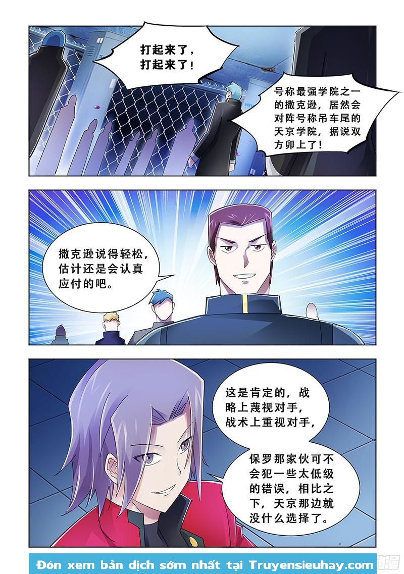 Đấu Chiến Cuồng Triều Chap 89 Upload bởi Truyentranhmoi.net
