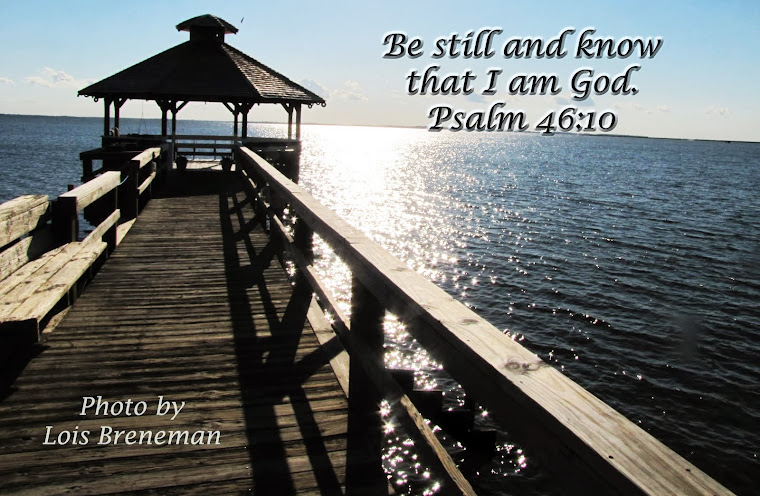 Currituck Sound Gazebo - Psalm 46:10
