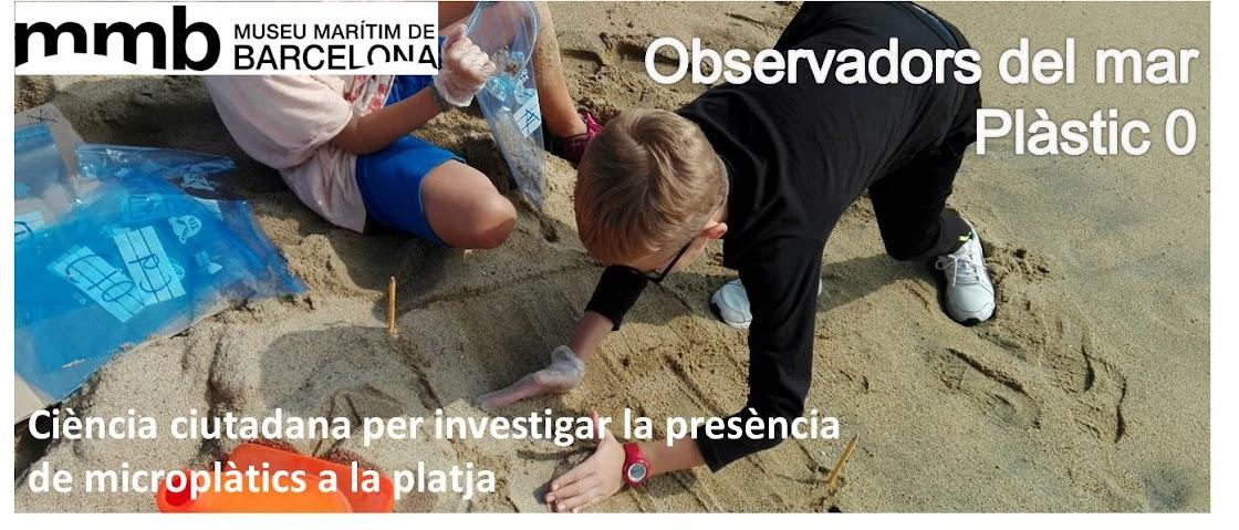 Observadors del mar - Plàstic 0