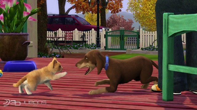 Los Sims 3 Vaya Fauna 2011 [PC Full] Español Fairlight [Expansion] Pets Descargar