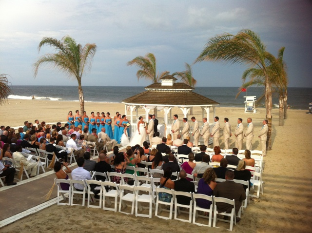 The Blushing Bride: Having A Jersey Shore Wedding After