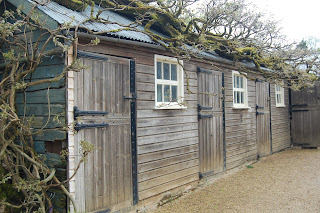 There's garden sheds and then there's Hidcote.