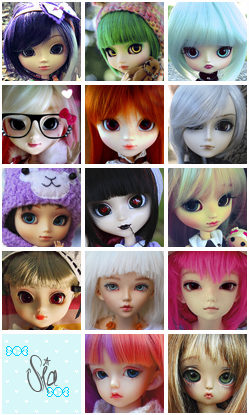 ~ Pretty Little Dolls ~