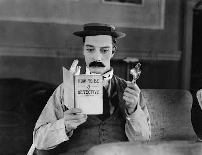 Sherlock Jr. (1924), Directed by Buster Keaton