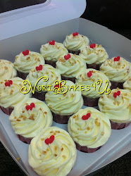 Red Velvet Cupcakes ... Hot Selling Item!