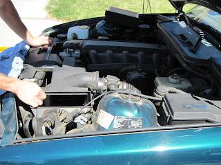 1996 BMW Alternator