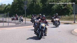 Harley meets Moselwein Tour