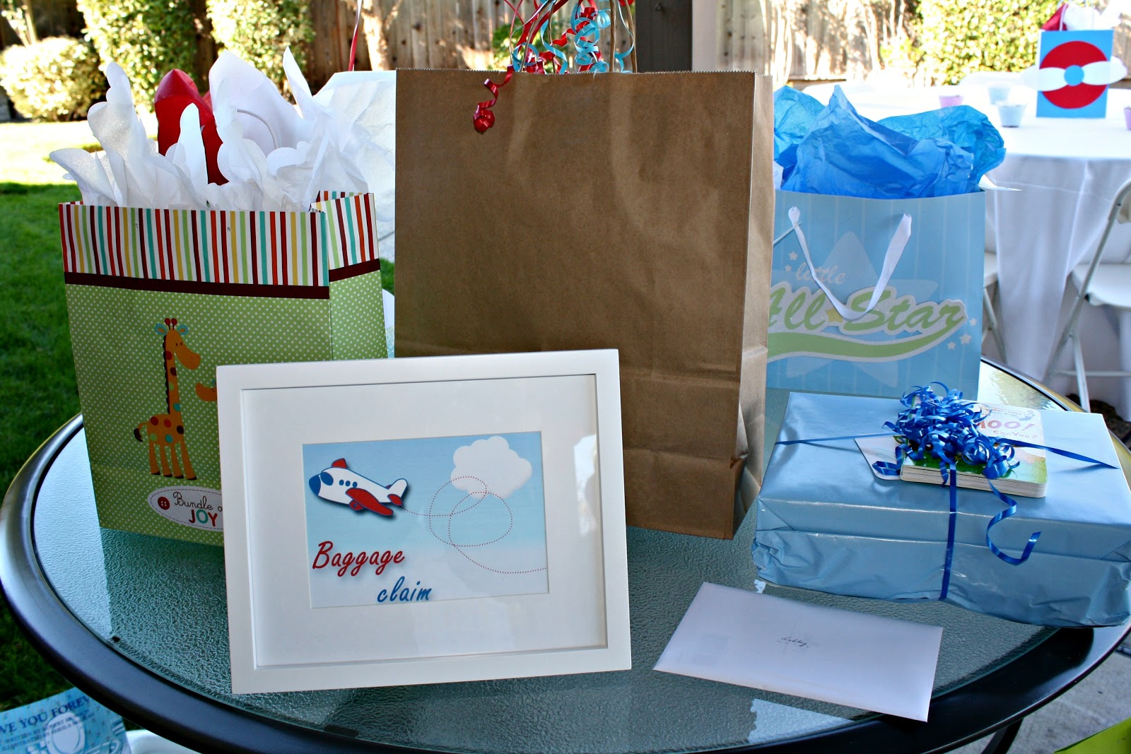 all things katie marie airplane baby shower