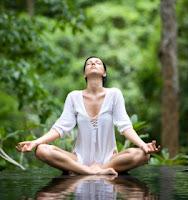Yoga and Meditation Girl-Meditating-Forest-Edit