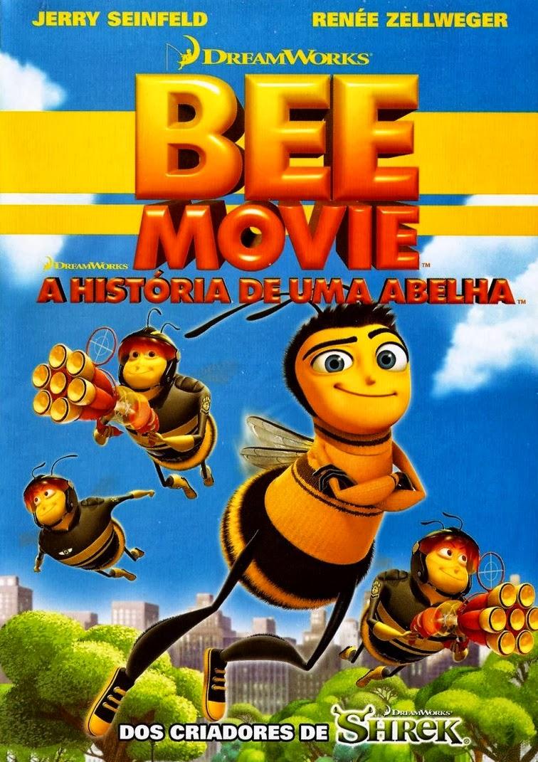 Bee Movie: A História de uma Abelha – Dublado (2007)
