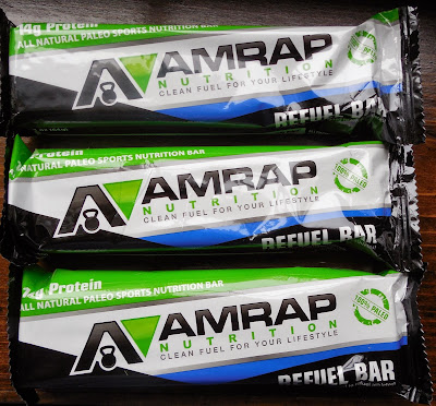 AMRAP Nutrition Bar