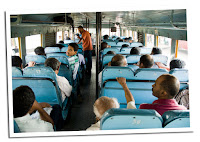 public bus