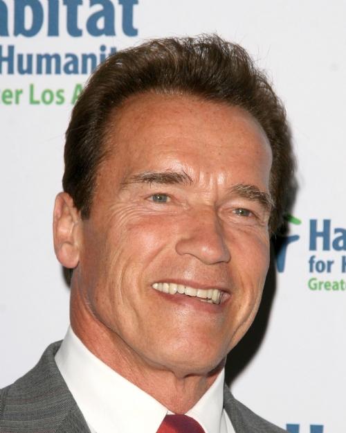 Hairstyles Arnold Schwarzenegger
