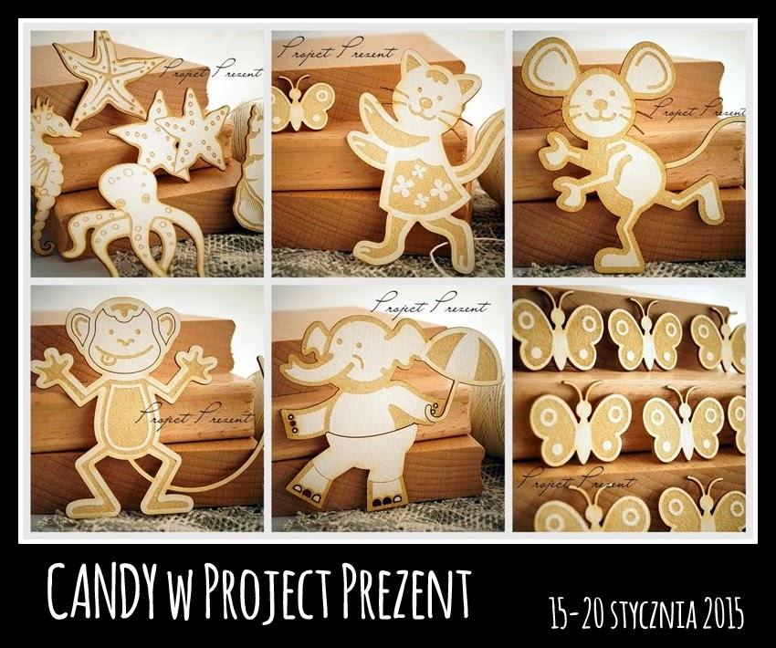 Candy w Project Prezent